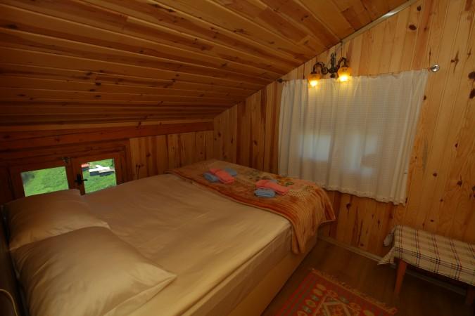 Sal ve Pokut Manzaralı Standart Çift Kişilik Oda -7 nolu odamız-
