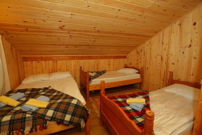 Sal Yaylası Manzaralı Aile Odası -8 nolu odamız-