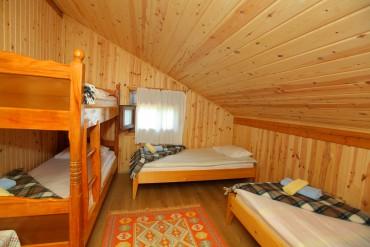 Hazindağ ve Amlakit Manzaralı Kalabalık Arkadaş Odası -6 nolu odamız-